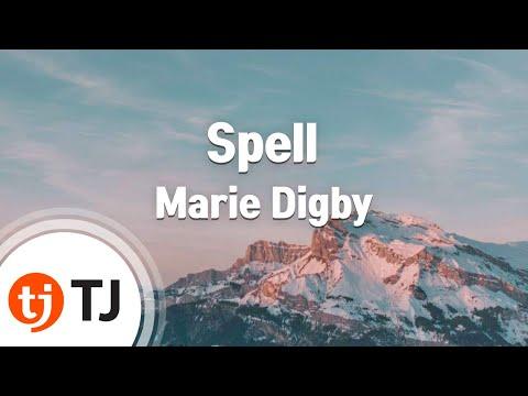 [TJ노래방] Spell - Marie Digby / TJ Karaoke