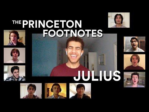 Julius - The Princeton Footnotes (Phish Cover)
