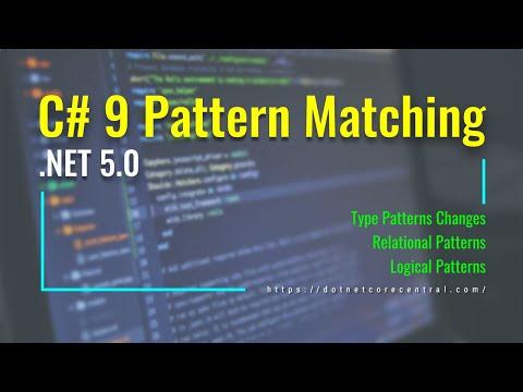 Pattern Matching enhancements
