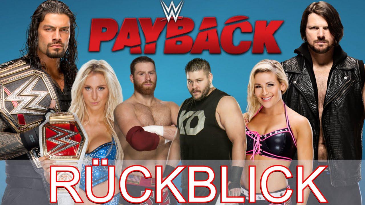 Payback Wm