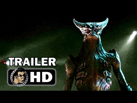 трейлер 2017 - COLOSSAL Official Trailer (2017) Anne Hathaway Sci-Fi Monster Movie HD
