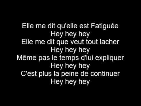 Lyrics souf mea culpa