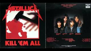 Download lagu Metallica Kill Em All 1983 MP3