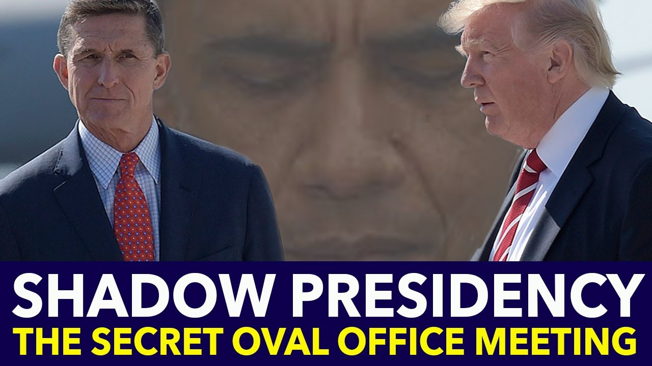 Shadow Presidency - The Secret Meeting in the Oval Office