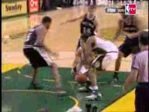 NBA Top 10 Plays of Week 4 Season 2006/2007