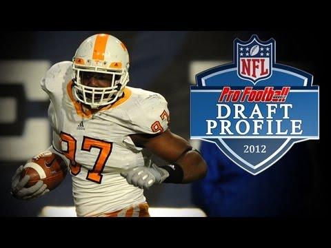 Tennessee DT Malik Jackson Draft Profile