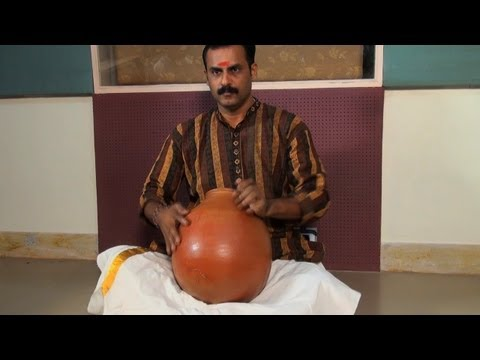 Ghatam Performance by Manjoor Unnikrishnan