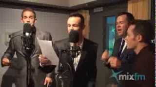 """Human Nature Acapella of Robin Thicke's """"Blurred Lines"""""""
