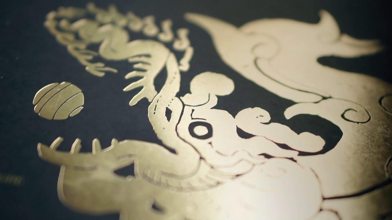 Cách phân biệt rồng Lý-Trần với rồng Trung Quốc | Việt Sử Kiêu Hùng