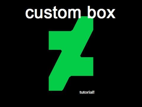 TUTORIAL /como poner custom box en deviantart 2016 (membreship)