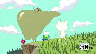 Adventure Time - Dog Liver Times Fifty-One! [HD]