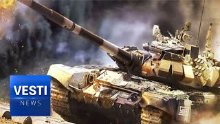 Who Has the Firepower!? Russian Tanks Outnumber and Outmatch NATO's Arsenal!