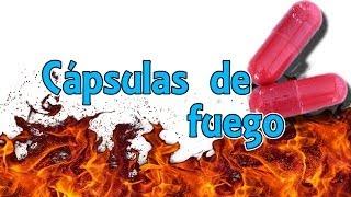 Cápsula de fuego instantáneo - Exp Supervivencia (Experimentos Caseros)