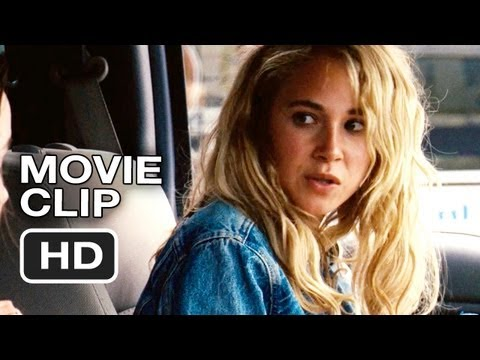 Little Birds Movie CLIP - Shoplifting (2012) - Juno Temple, Kate Bosworth Movie HD