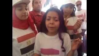 Nouveau canal de Suez, en Egypte: canal Festival national Hegazy