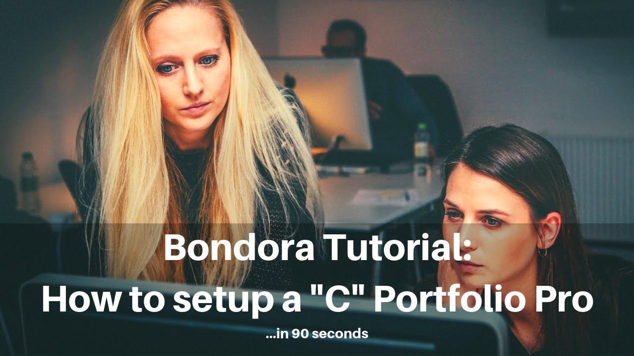 Bondora Portfolio Pro
