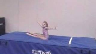 Meradith Level 4 Vault October 2007 USAG Gymnastics