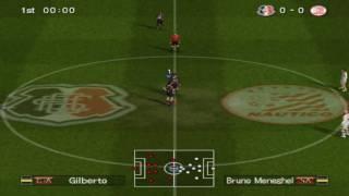 Bomba Patch Williams Brasileirão 2011 (We10) on PCSX2 0.9.7 - Playstation 2 Emulator