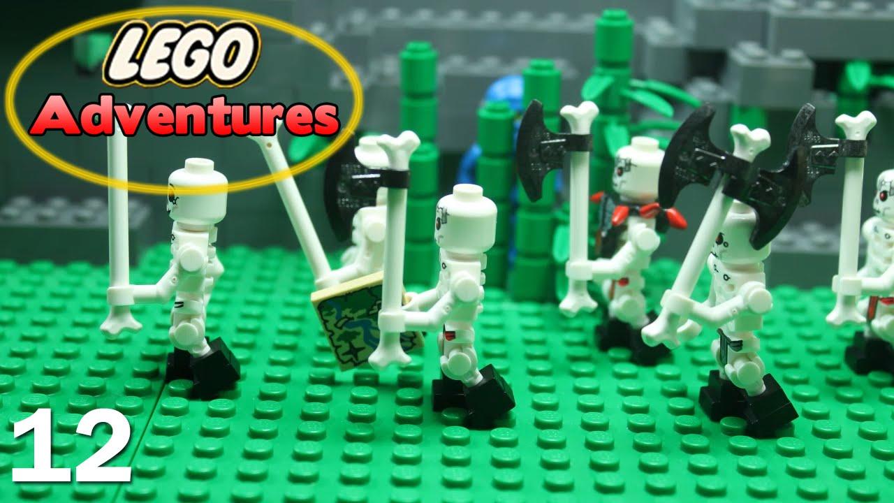 Lego Adventures Episode 12 Lord Garmadons Plans Youtube