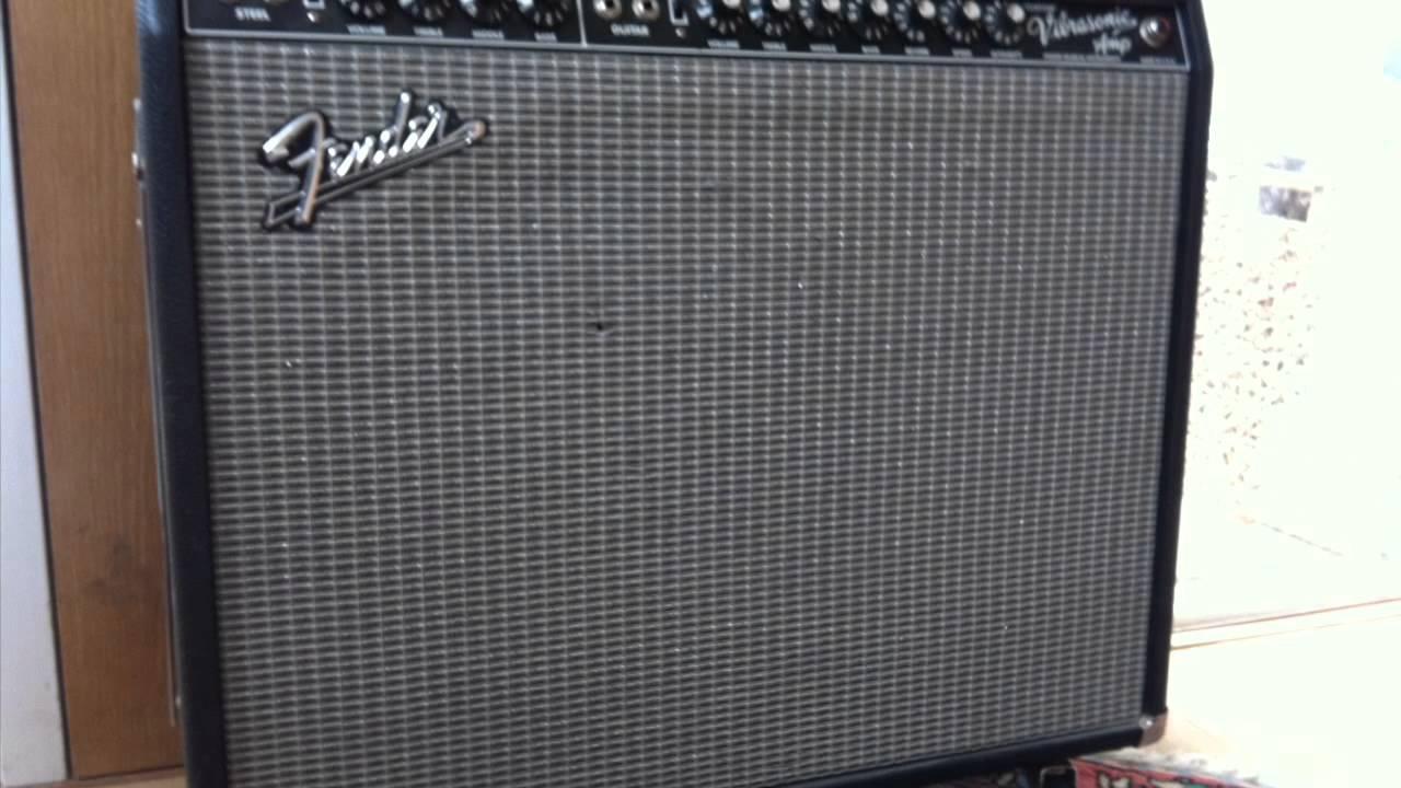 Fender Vibrasonic Neck Amp Middle