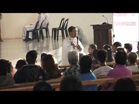 2017 Jan 21 St  Vincent de Paul Tandang Sora