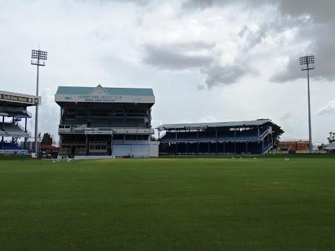 Queens Park Oval : The cricket stadium of Port-of-Spain, Trinidad & Tobago