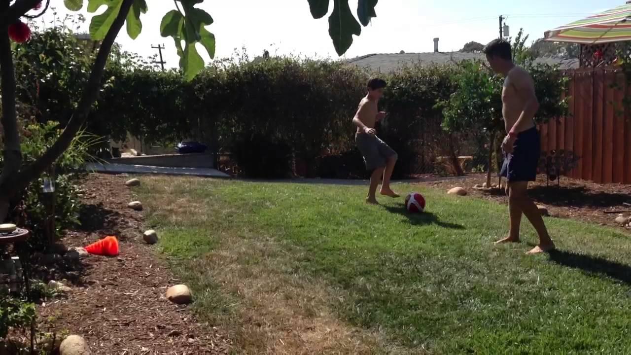nic u0026 british soccer coach louie jones youtube