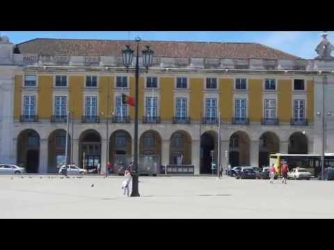 05JUN14-Praça do Comércio-Terreiro do Paço (Commerce Square)-Lisbon