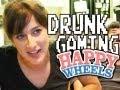 Drunk Gaming | Happy Wheels