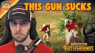 chocoTaco Is Not a Fan of the New M249 ft. hambinooo - PUBG Gameplay