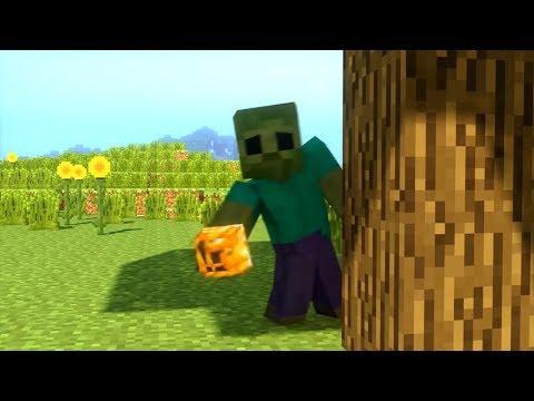 Coba Tidak Untuk Tertawa Atau Grin Sementara Menonton Tantangan Ini (Minecraft Animasi Edition)