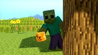 Try Not To Laugh or Grin While Watching This Challenge Minecraft Animation Edition
