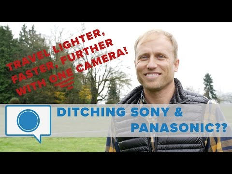 Ditching My Sony - The New Perfect Camera?
