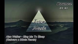 Alan Walker - Sing Me To Sleep (Galwaro x B3nte Remix) [Free DL]