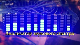Анализатор звукового спектра