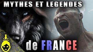 10 CRÉATURES MYTHIQUES et LÉGENDAIRES de FRANCE