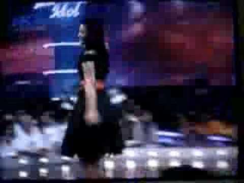 Indonesian Idol 2007 - Priska