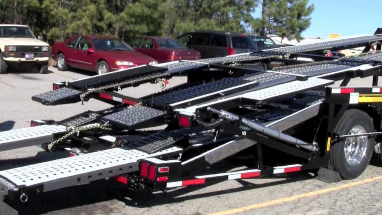 car hauler training
