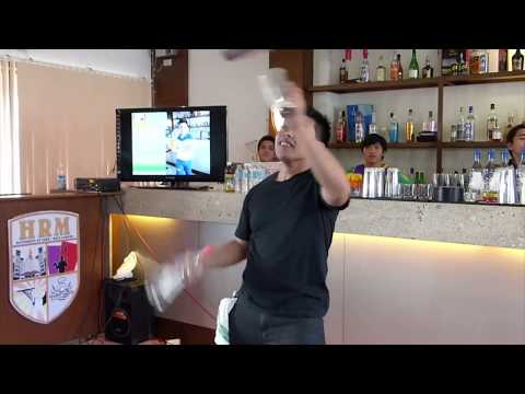 GLOBAL VIDEO, CEBU'S FASTEST FLAIR BARTENDERS,  PHILIPPINES. TRAVEL, CULTURE, FUN.