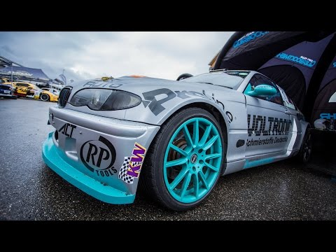 VOLTRONIC GmbH Germany-Tuning World Bodensee 2015-VOLTRONIC GranTurismo C+ Motor Oil