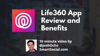 Life360 App Guide Josh Ochs Review Good Morning America