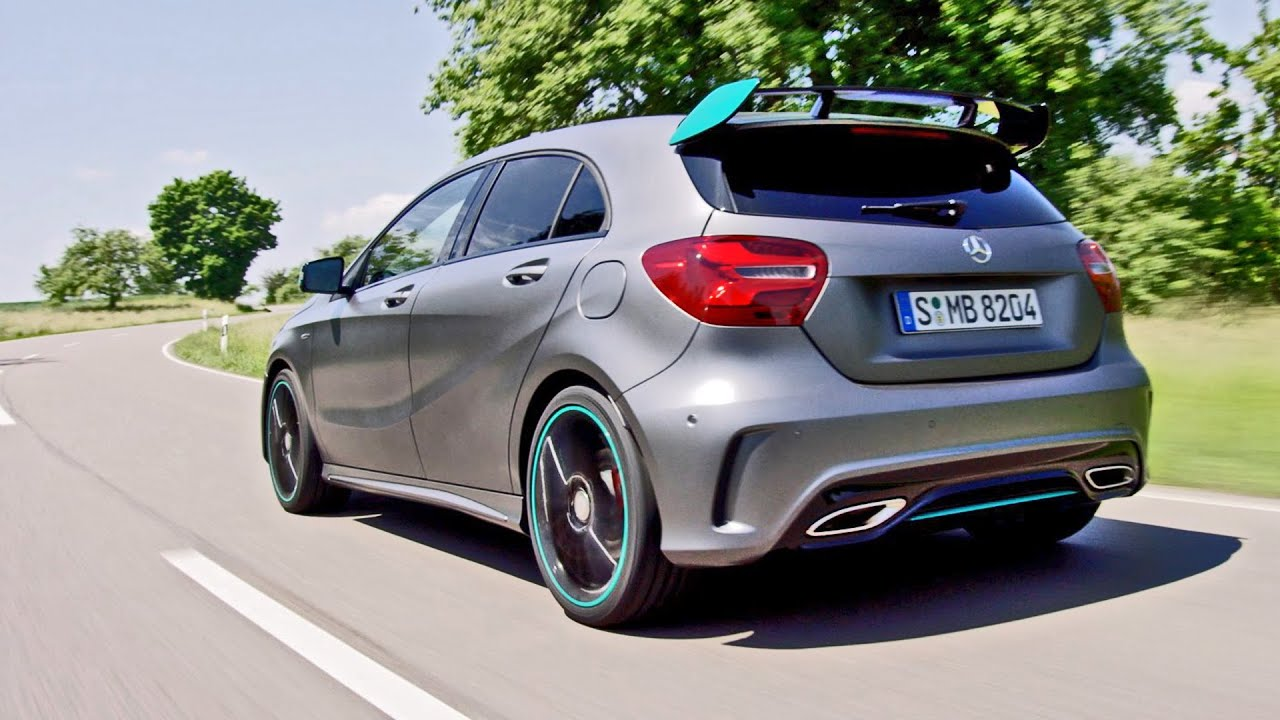 2016 mercedes a class motorsport edition driving youtube. Black Bedroom Furniture Sets. Home Design Ideas