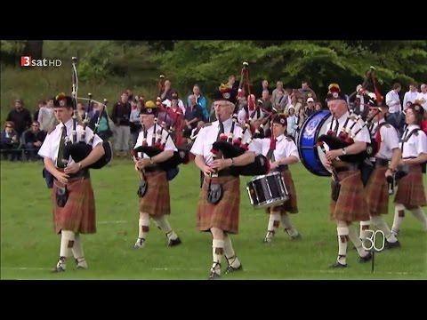 Unterwegs - Schottland - Kilts, Whisky Und Loch Ness [Doku HD]