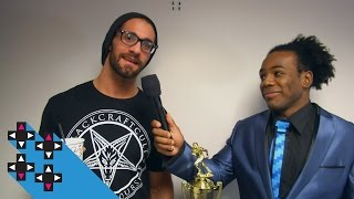 SETH ROLLINS' CONFIDENT RESPONSE TO JACK SWAGGER (MADDEN 16 TOURNAMENT) — UpUpDownDown