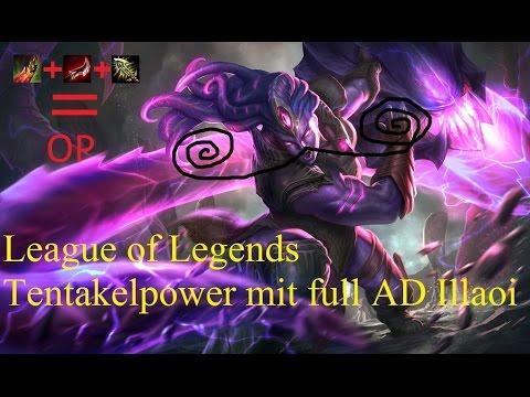 League Of Legends #69#H Full AD Illaoi Toplane (Editiertes Gameplay)