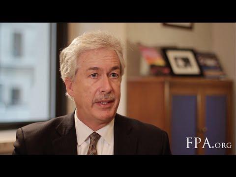 Bill Burns - Diplomats: Kennan and Holbrooke