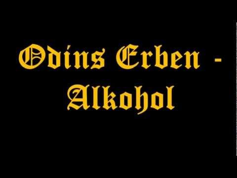 Odins Erben - Alkohol