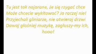 "Zero ""Bania u Cygana"" + tekst"