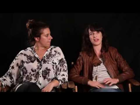 LSFF 2014 - LIFE PARTNERS - Interview with Jordana Mollick and Susanna Fogel (Full)