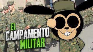 ROBLOX: EL CAMPAMENTO MILITAR